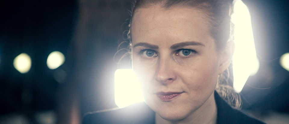 Cathy Conneff in POENA 5X1 by Abbie Spallen – Edinburgh Underbelly August 2016